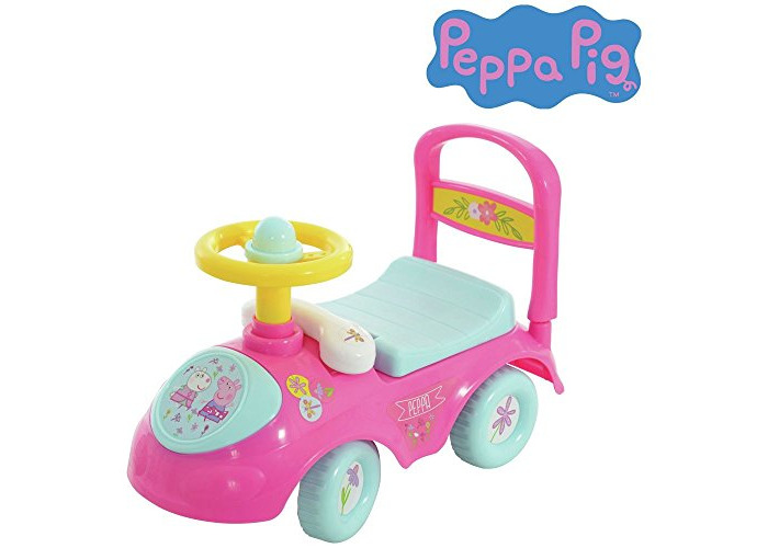 Peppa Pig My First Sit and Ride - 1