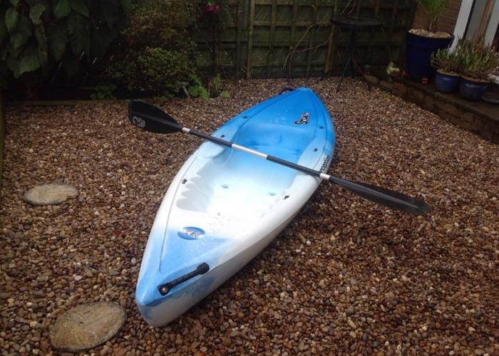 Squirt kayak