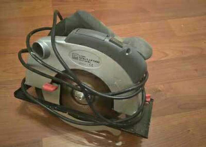 Performance Redeye 190mm Circular Saw with Laser - 1