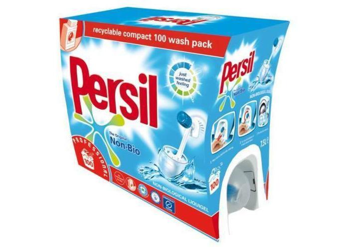 Persil Non Bio Liquigel Dispenser 100 Washes 7.5 litre for Hotel B&B Office Home - 1