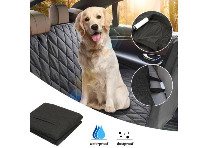 Pet Car Back Seat Cover Dog Cat Waterproof Hammock Protector Mat Blanket Pet Mat - 1