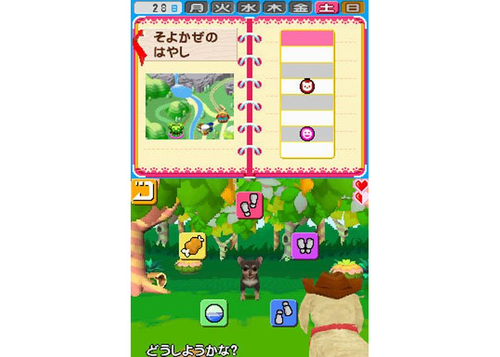Pet Shop Monogatari DS 2 [Japan Import] [video game] - 2
