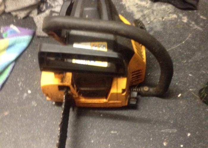 Petrol chainsaw - 2