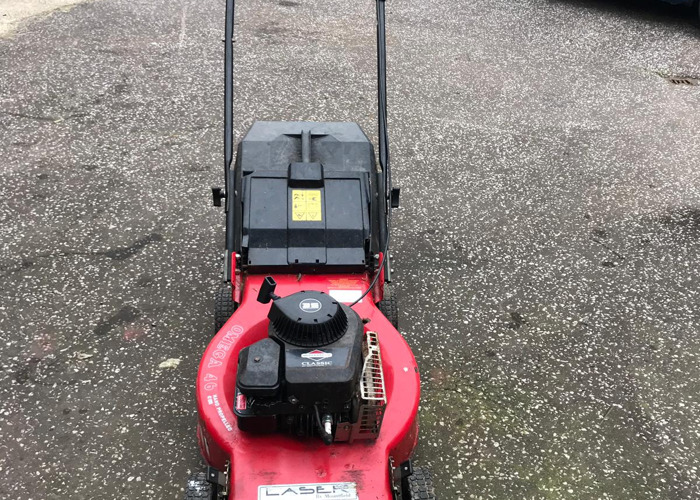 Petrol lawn mower for hire  - 1