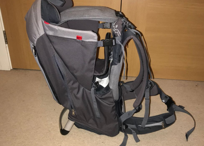 2067df4b82f Rent Phil   Teds baby infant escape carrier backpack in Glasgow ...