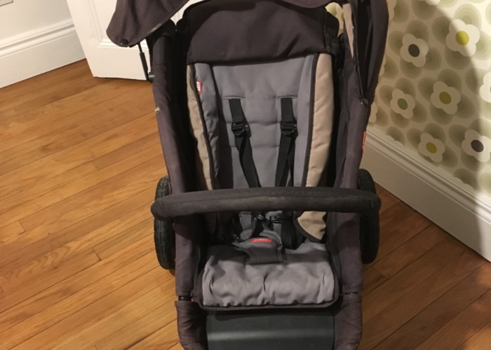 Phil and teds double pram - 2