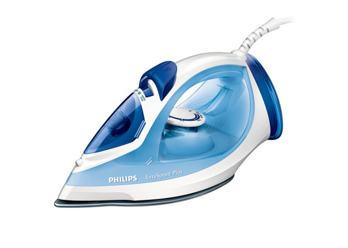 Philips EasySpeed Steam Iron GC2041/20 with up to 130g Steam Boost & Triple Precision Tip - 1