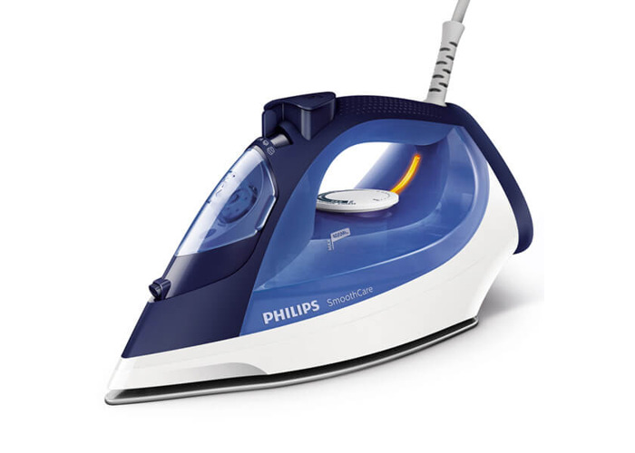 Philips GC3580/20 Smooth Care Steam Iron, 0.4 Litre, 2400 W, Blue - 1