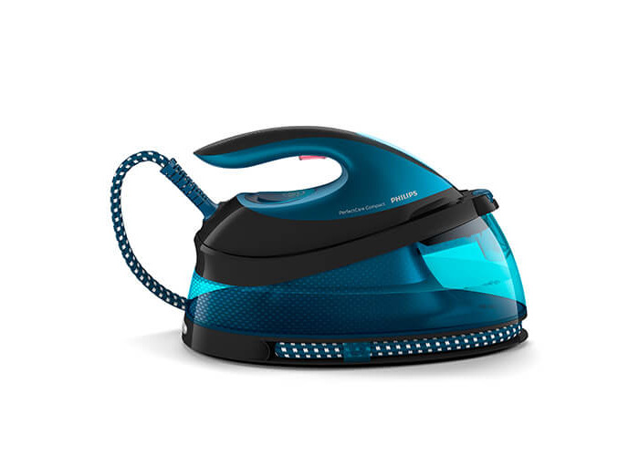 Philips GC7833/80 PerfectCare Compact Steam Generator Iron with 350 g Steam Boost - 1