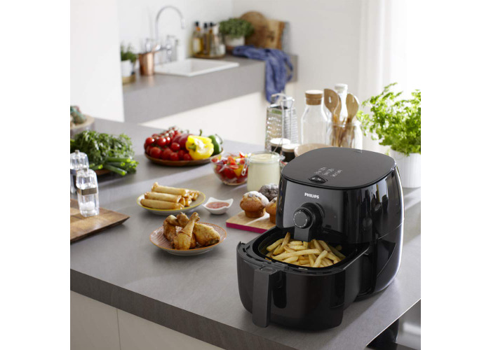 Philips HD9621/91 Viva Collection Airfryer, 1300W - Black - 2
