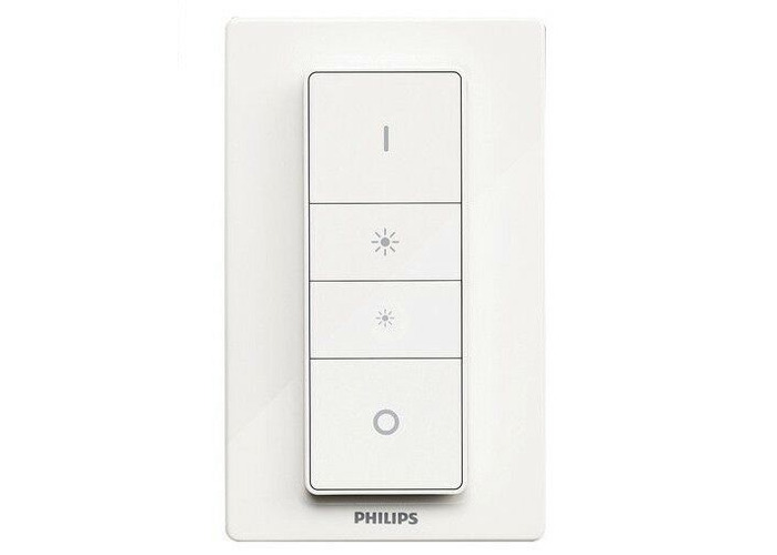 Philips Hue Dimmer Switch Works With Apple Home Kit and Alexa - 1