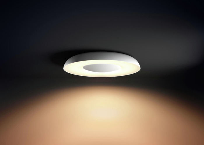 promo code ea460 16c96 Philips Hue White Ambiance Ceiling Light - White