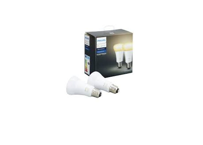Philips Hue White and Colour Ambience E27 Twin Pack - 2