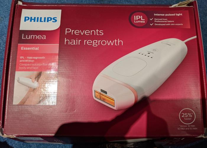 Philips Lumea Advanced IPL 3 - 1