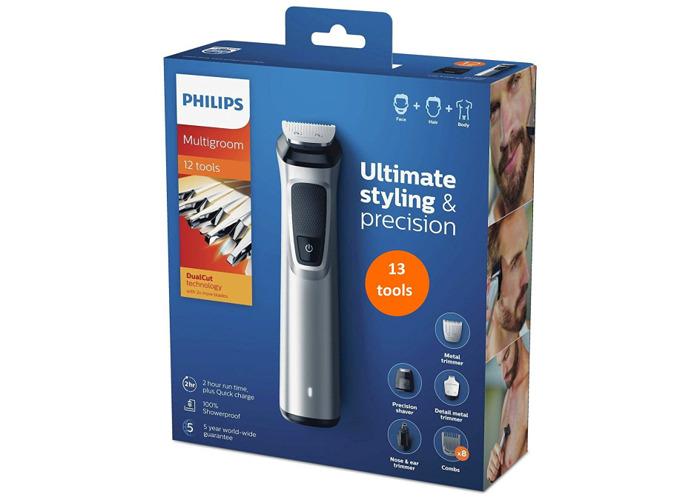 Philips MG7715/33 Series 7000 13-in-1 Multi Grooming Kit - 1