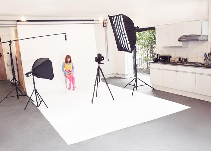 Photo / Video Studio Space in East London - 1