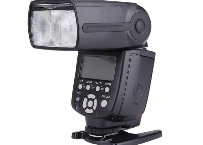 Photo flash kit - 1