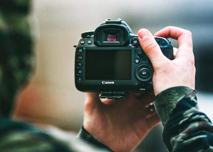 photocamera canon - 1