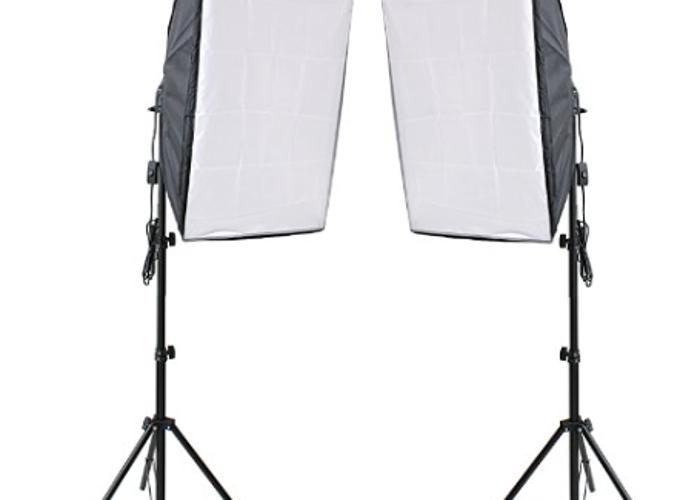 Photography Softbox Studio Lighting Kit In Haxby