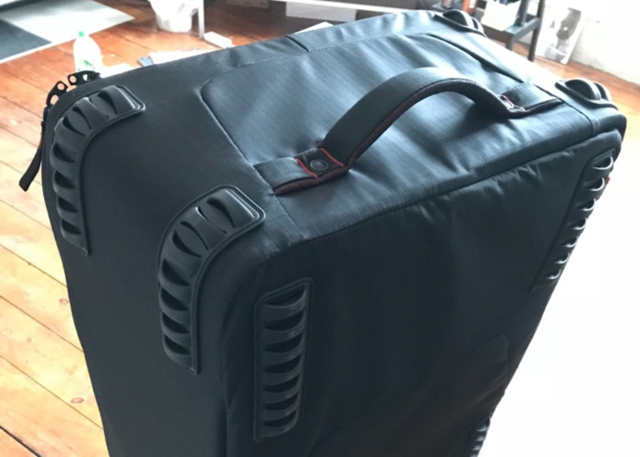 Photography studio bag - Manfrotto pro light bag LW-99PL Rolling Or - 2