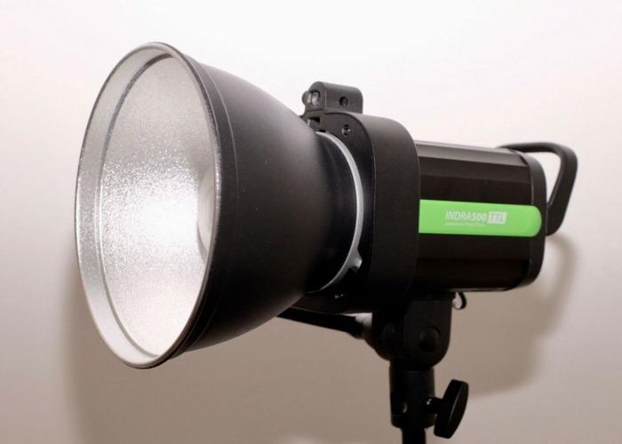 Phottix Indra 500 TTL Studio Strobe + Canon Trigger - 1