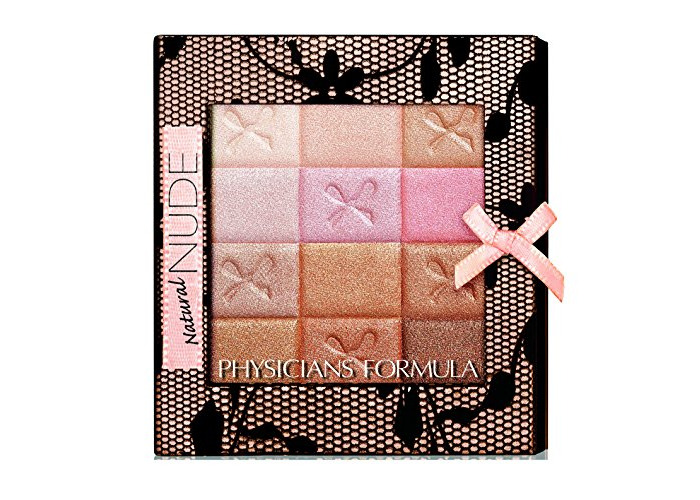 Physicians Formula Nude Palette Face And Eyes Natural Nude - 1