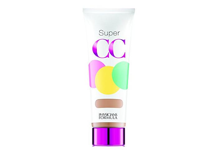 Physicians Formula Super Cc Color Correction Cream Spf 30 Light Medium - 1