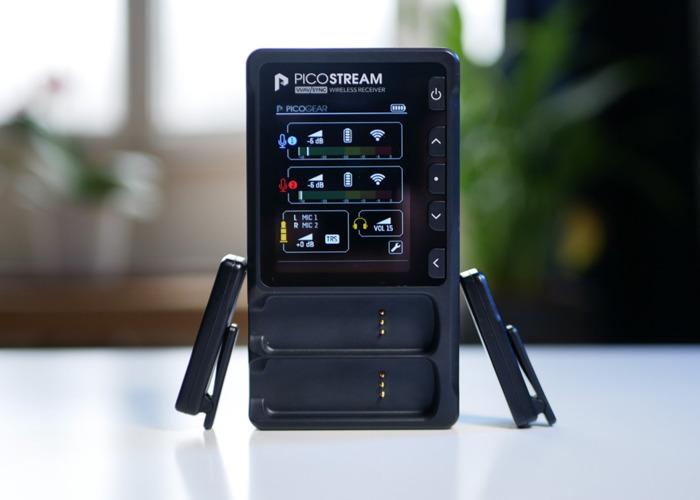 Picomic Wireless Lav Microphone System - 1
