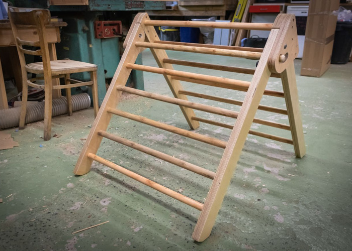 Pikler climbing frame - 1