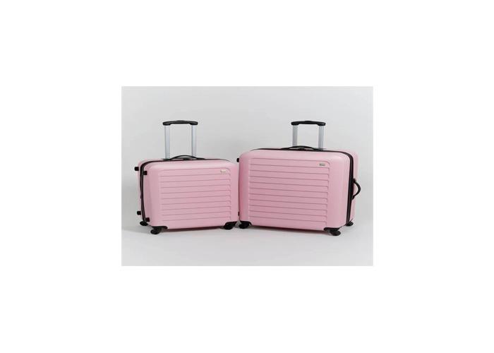 Pink Suit Case - 1