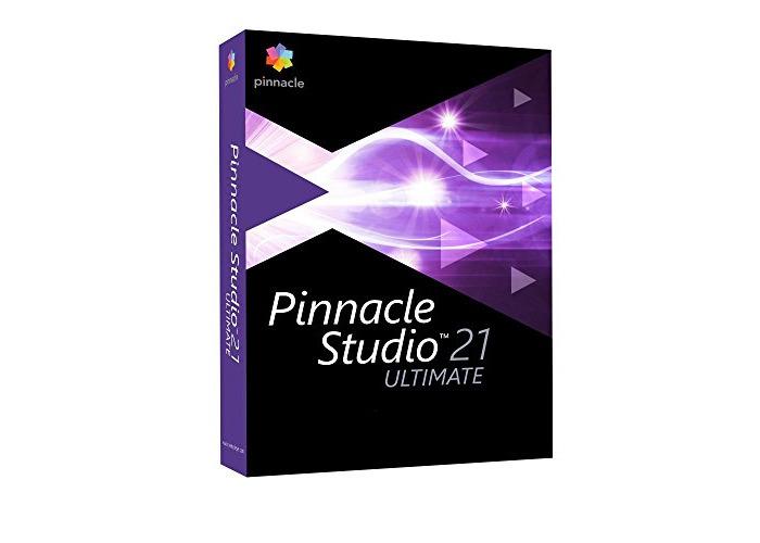 Pinnacle Studio 21 Ultimate (PC) - 1