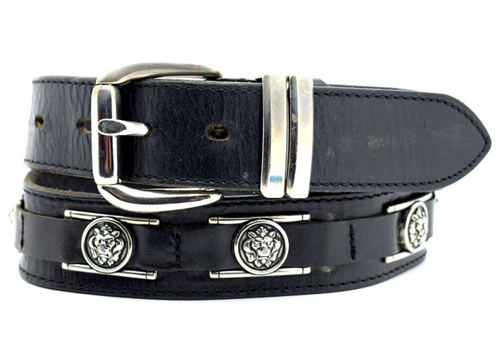 Buy Pino Original Vintage Italian Handmade Real Leather Belt