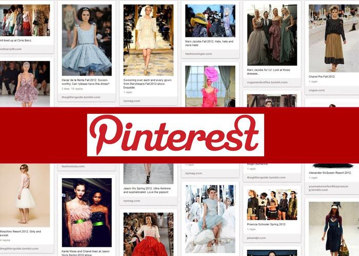 Pinterest Inspiration Board Creation - 1