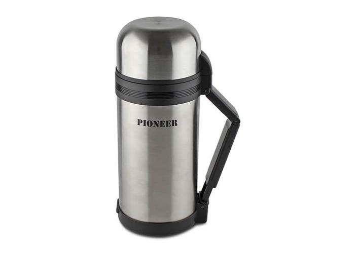 Pioneer 1.2L Stainless Steel Vacuum Flask - 2