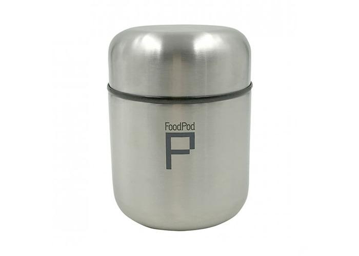 Pioneer 280ml Food Pod Stainless Steel - 1