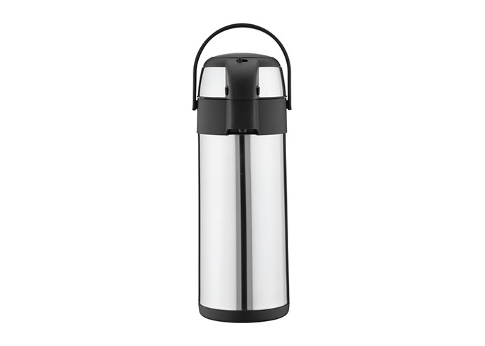 Pioneer Airpot 4.0 Litre Stainless Steel Vacuum Flask - 1
