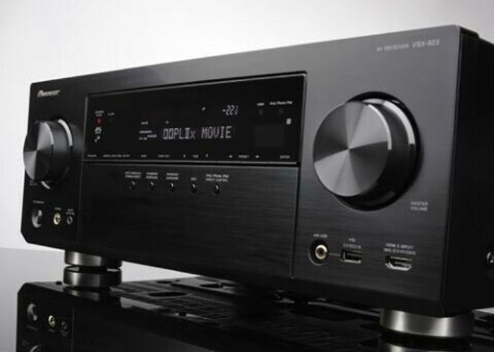 Pioneer AV Receiver Amplifier  - 1