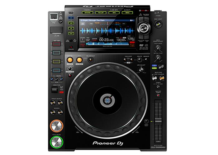 PIONEER CDJ 2000 NEXUS 2 - 1