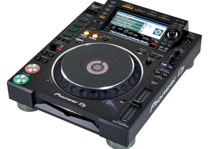 PIONEER CDJ 2000 NEXUS 2 - 2
