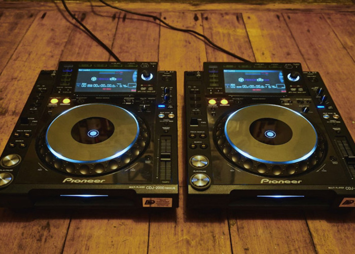 Pioneer CDJ 2000 Nexus x2 - Same Day Delivery Available - 1