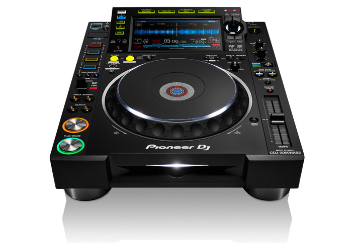 Pioneer CDJ 2000 NX2 Decks (Pair) - 2