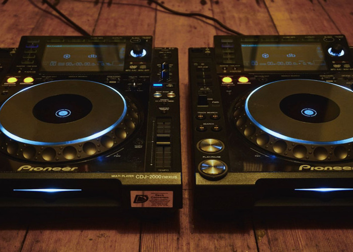 Pioneer CDJ Nexus 2000s x2, and Mackie Thump 15s - Same Day Delivery Available - 2