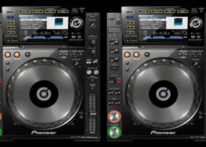 PIONEER NXS PROMO DISCOUNT! Pioneer CDJ 2000 Nexus Package - 2