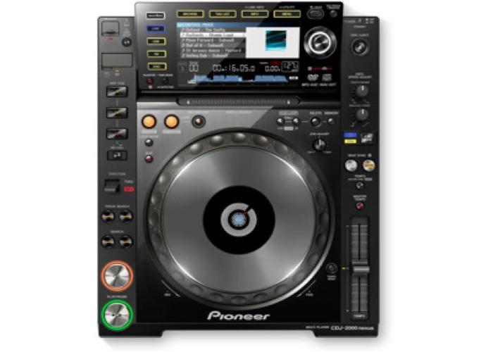 Pioneer CDJ-2000nxs - 1
