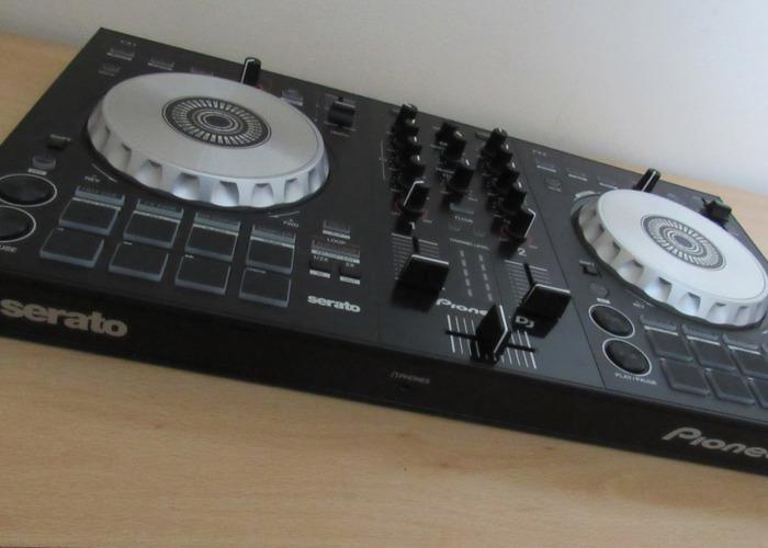 Pioneer Controller DJJ-SR2  - 2