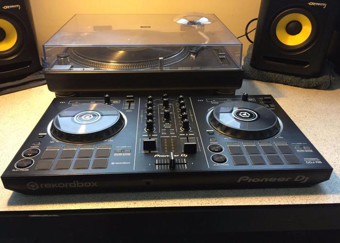 Rent Pioneer DDJ-RB DJ Controller in London