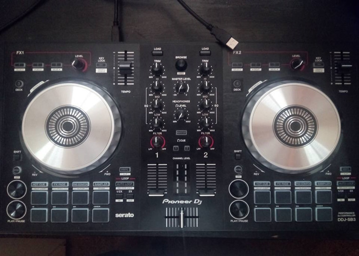 Rent ★★★PIONEER DDJ-SB3★★★ in Leeds