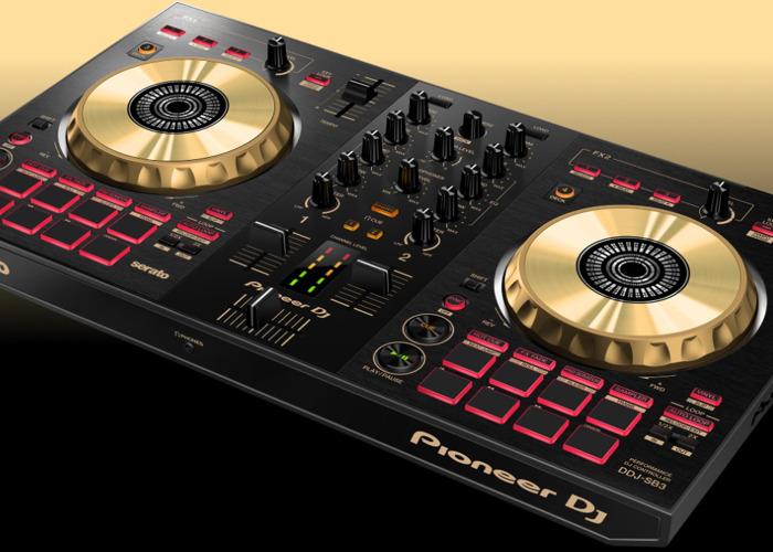 Pioneer DDJ-SB3 DJ CONTROLLER - 1