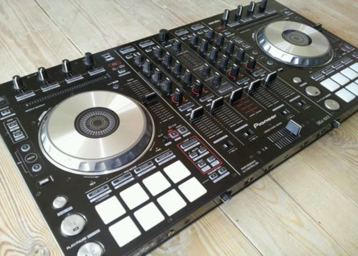 Rent Pioneer DDJ-SX2 USB DJ Controller for Serato DJ in London