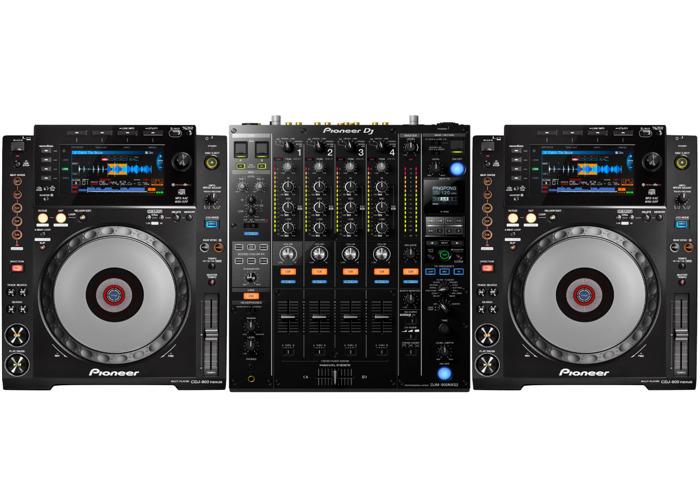 Pioneer CDJ-900NXS & DJM-900NXS2 - 1